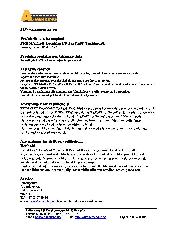 FDV Prefabrikert termoplast 2019_4