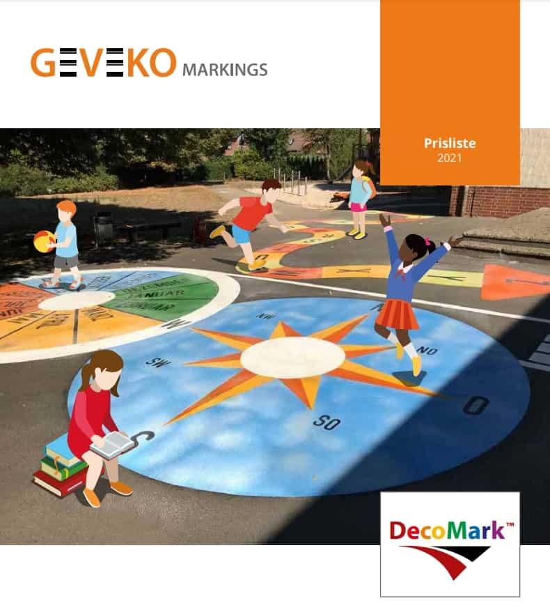 Lek og Lær, Decomark® brosjyre 2021